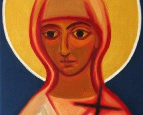 św. Nina obraz ikona