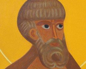 obraz ikona św. Piotr